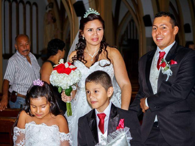 El matrimonio de Christian y July en Ibagué, Tolima 43