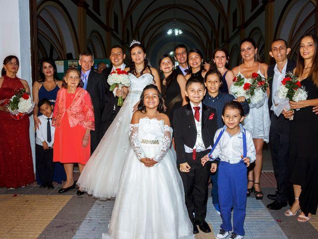 El matrimonio de Christian y July en Ibagué, Tolima 45