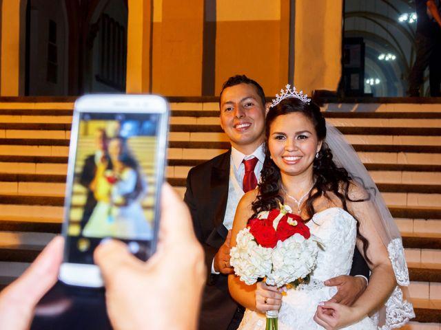 El matrimonio de Christian y July en Ibagué, Tolima 47