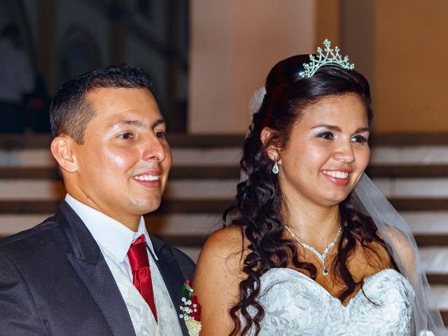 El matrimonio de Christian y July en Ibagué, Tolima 50