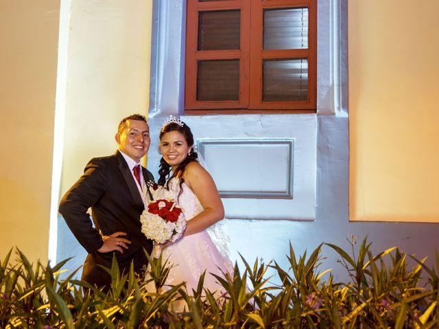 El matrimonio de Christian y July en Ibagué, Tolima 53