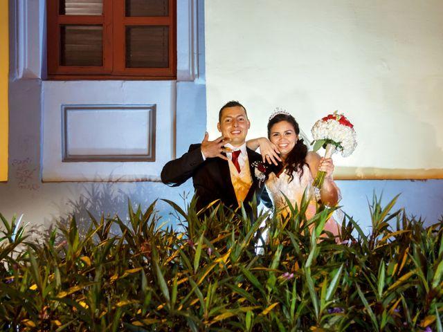 El matrimonio de Christian y July en Ibagué, Tolima 56