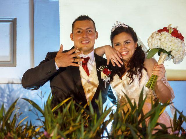 El matrimonio de Christian y July en Ibagué, Tolima 57