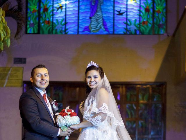 El matrimonio de Christian y July en Ibagué, Tolima 58