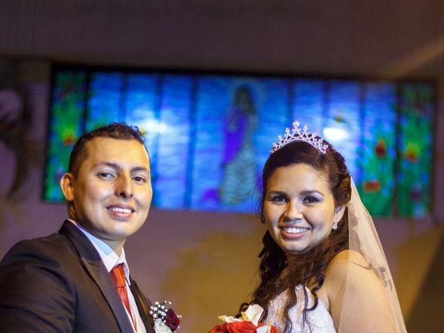 El matrimonio de Christian y July en Ibagué, Tolima 60