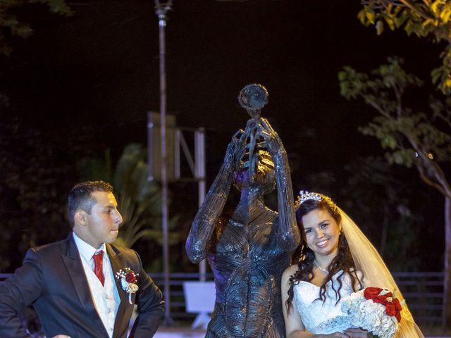 El matrimonio de Christian y July en Ibagué, Tolima 61
