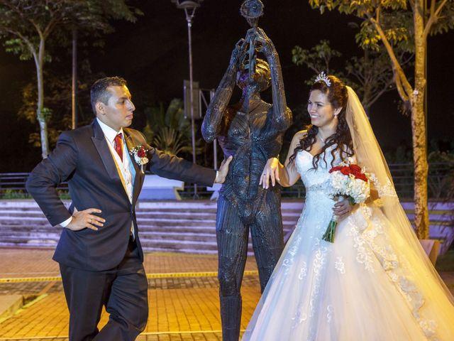 El matrimonio de Christian y July en Ibagué, Tolima 62