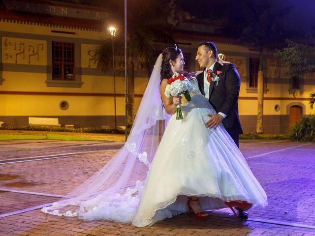 El matrimonio de Christian y July en Ibagué, Tolima 65