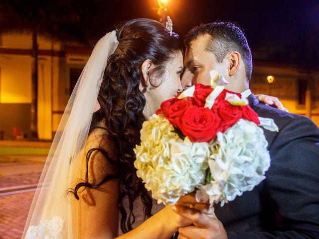 El matrimonio de Christian y July en Ibagué, Tolima 67