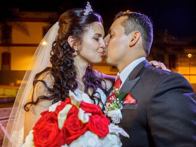 El matrimonio de Christian y July en Ibagué, Tolima 68