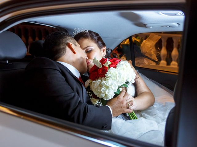El matrimonio de Christian y July en Ibagué, Tolima 1