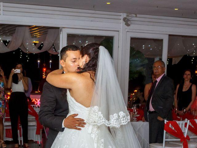 El matrimonio de Christian y July en Ibagué, Tolima 74