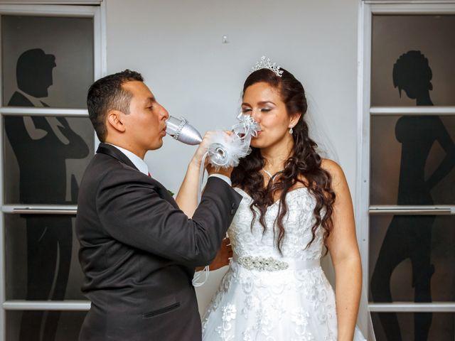 El matrimonio de Christian y July en Ibagué, Tolima 77
