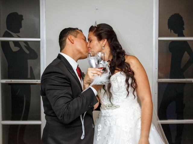 El matrimonio de Christian y July en Ibagué, Tolima 80