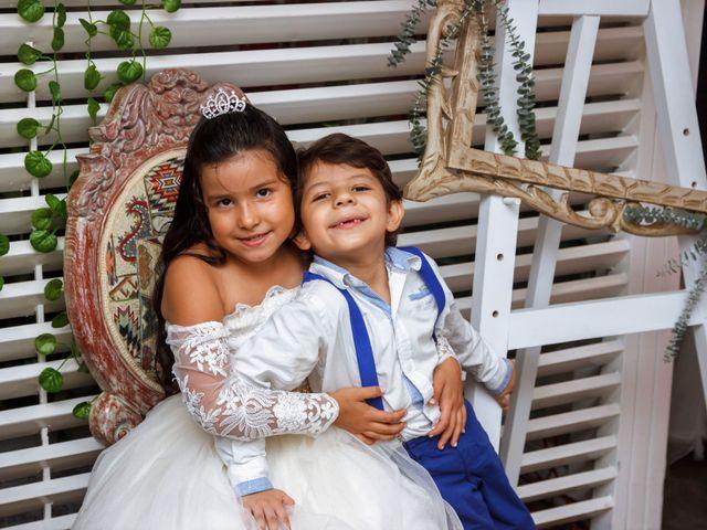 El matrimonio de Christian y July en Ibagué, Tolima 81
