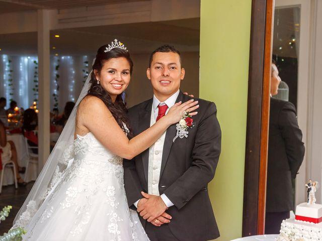 El matrimonio de Christian y July en Ibagué, Tolima 82