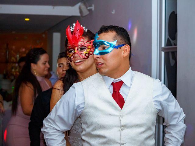 El matrimonio de Christian y July en Ibagué, Tolima 100