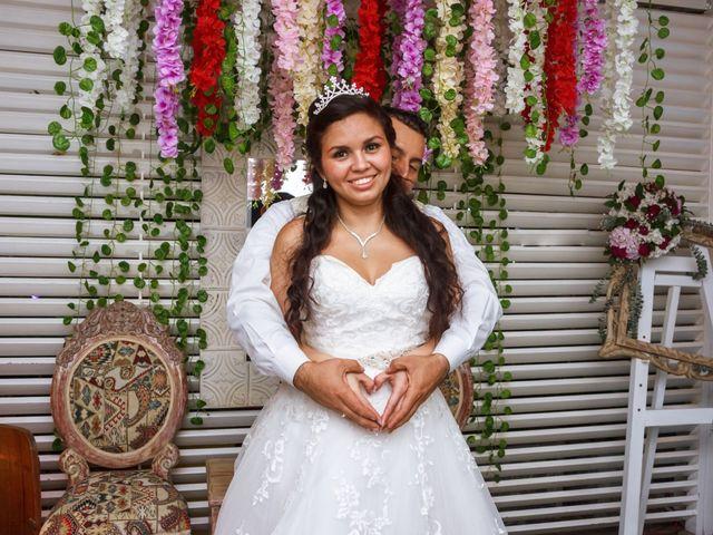 El matrimonio de Christian y July en Ibagué, Tolima 108