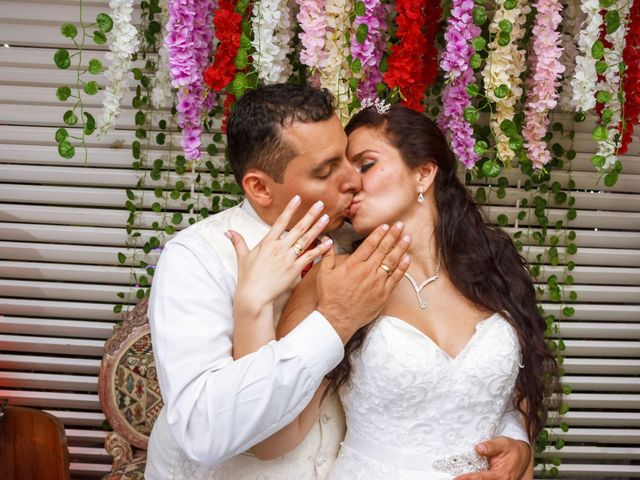El matrimonio de Christian y July en Ibagué, Tolima 109