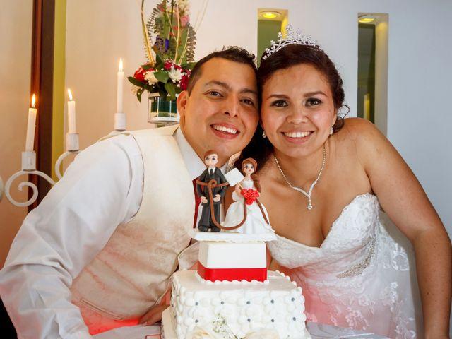 El matrimonio de Christian y July en Ibagué, Tolima 112