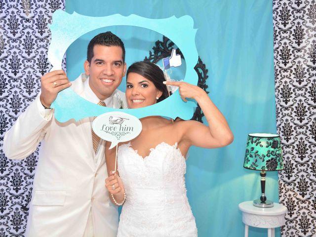 El matrimonio de Andrés y Nathalie
