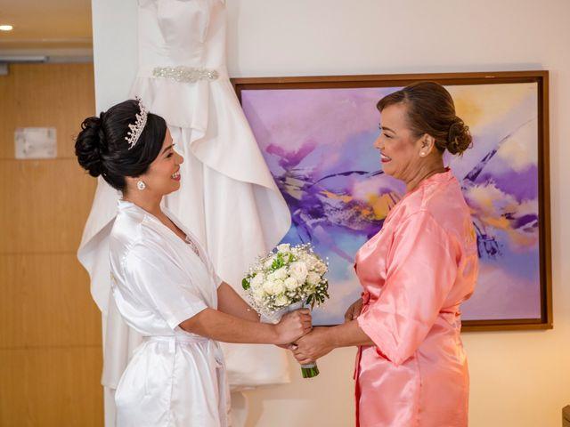 El matrimonio de Ricardo y Stefany en Cartagena, Bolívar 7