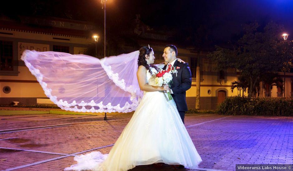 El matrimonio de Christian y July en Ibagué, Tolima