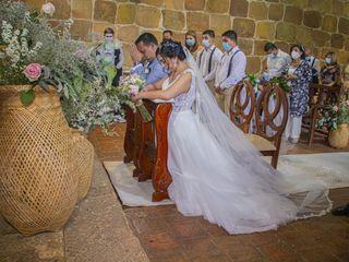 El matrimonio de Lina y Yesid