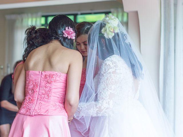 El matrimonio de Andres y Saskia en Bogotá, Bogotá DC 28
