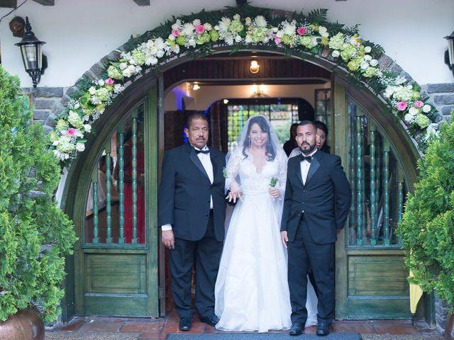 El matrimonio de Andres y Saskia en Bogotá, Bogotá DC 32