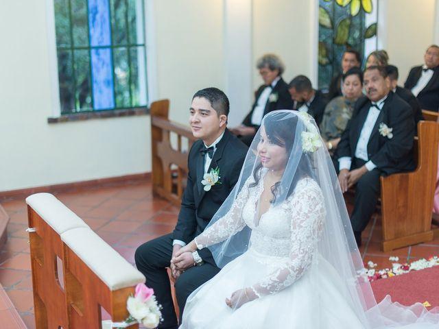 El matrimonio de Andres y Saskia en Bogotá, Bogotá DC 38