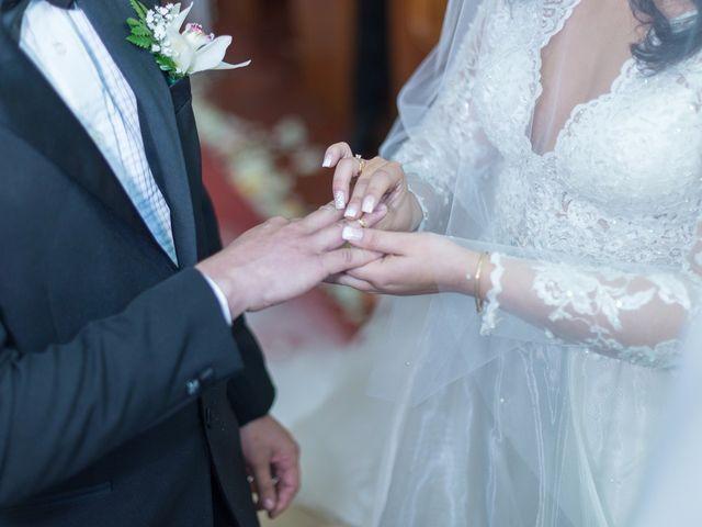 El matrimonio de Andres y Saskia en Bogotá, Bogotá DC 40