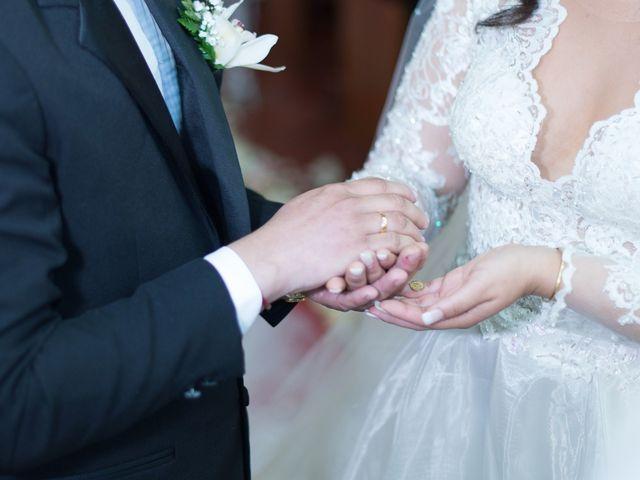El matrimonio de Andres y Saskia en Bogotá, Bogotá DC 41