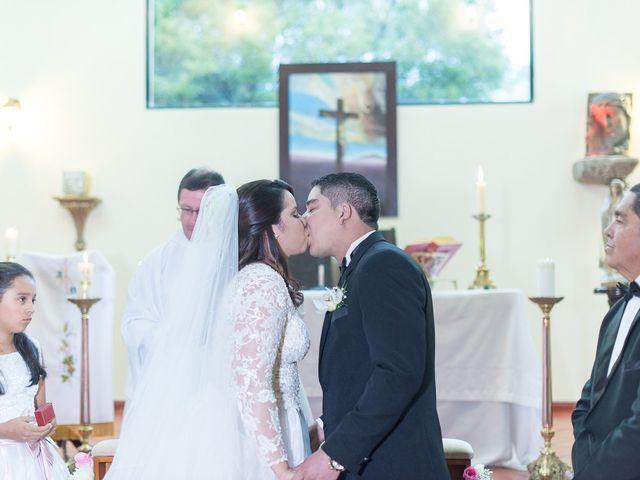 El matrimonio de Andres y Saskia en Bogotá, Bogotá DC 44
