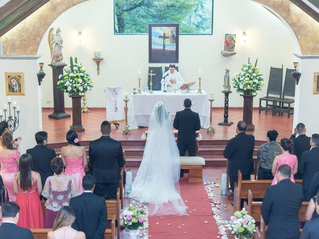 El matrimonio de Andres y Saskia en Bogotá, Bogotá DC 45