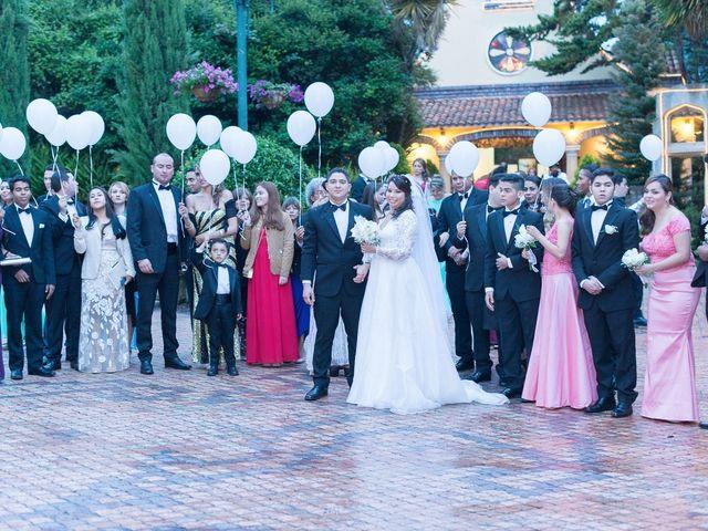 El matrimonio de Andres y Saskia en Bogotá, Bogotá DC 53