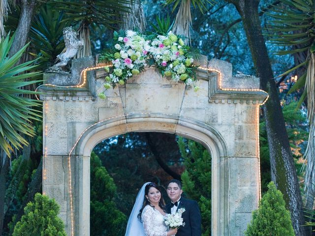 El matrimonio de Andres y Saskia en Bogotá, Bogotá DC 1