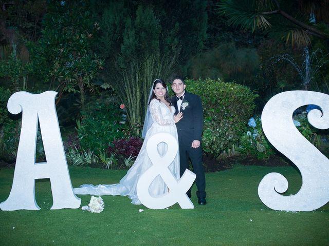 El matrimonio de Andres y Saskia en Bogotá, Bogotá DC 56