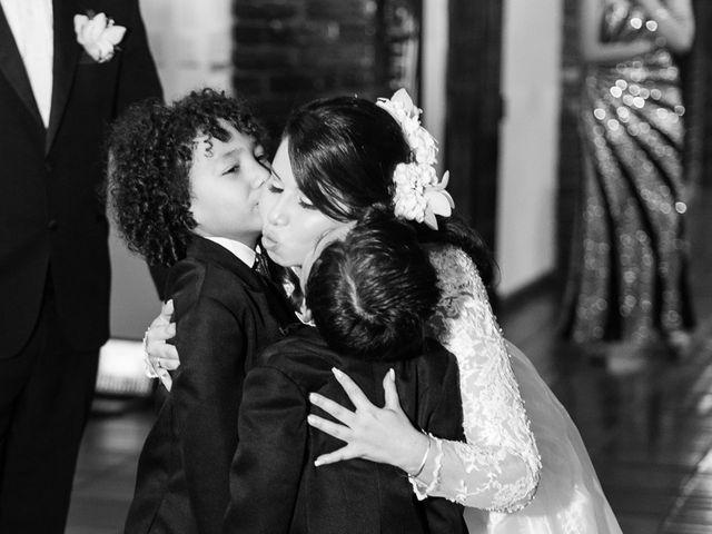 El matrimonio de Andres y Saskia en Bogotá, Bogotá DC 61