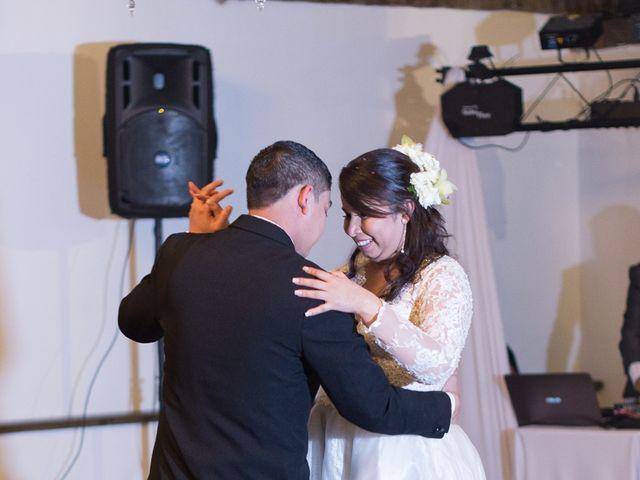 El matrimonio de Andres y Saskia en Bogotá, Bogotá DC 62
