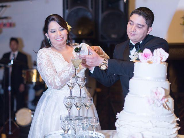 El matrimonio de Andres y Saskia en Bogotá, Bogotá DC 63