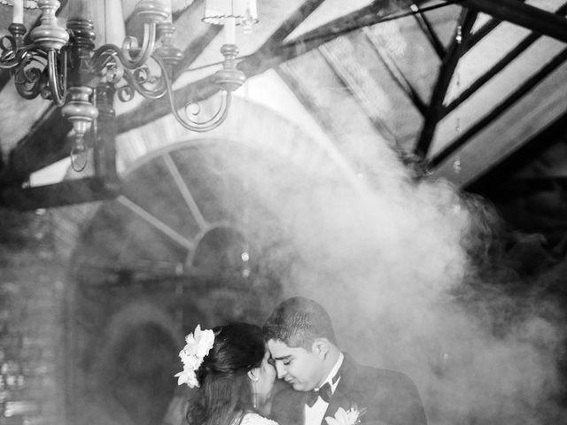 El matrimonio de Andres y Saskia en Bogotá, Bogotá DC 74