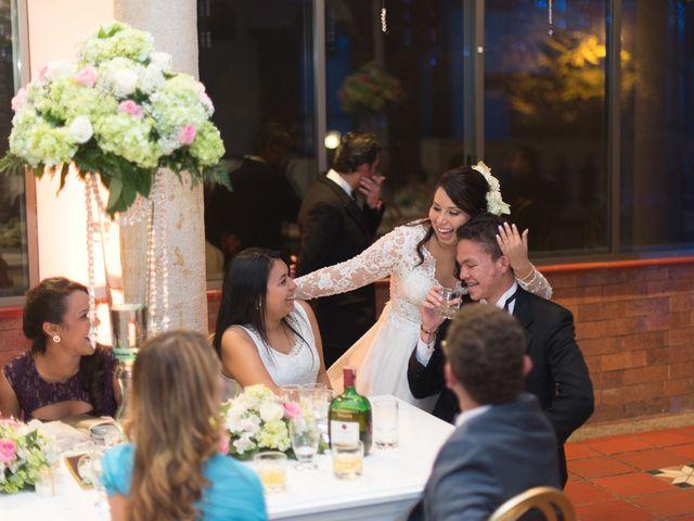 El matrimonio de Andres y Saskia en Bogotá, Bogotá DC 76
