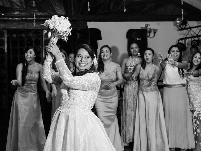 El matrimonio de Andres y Saskia en Bogotá, Bogotá DC 78