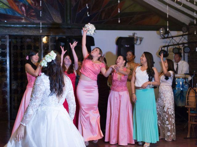 El matrimonio de Andres y Saskia en Bogotá, Bogotá DC 79