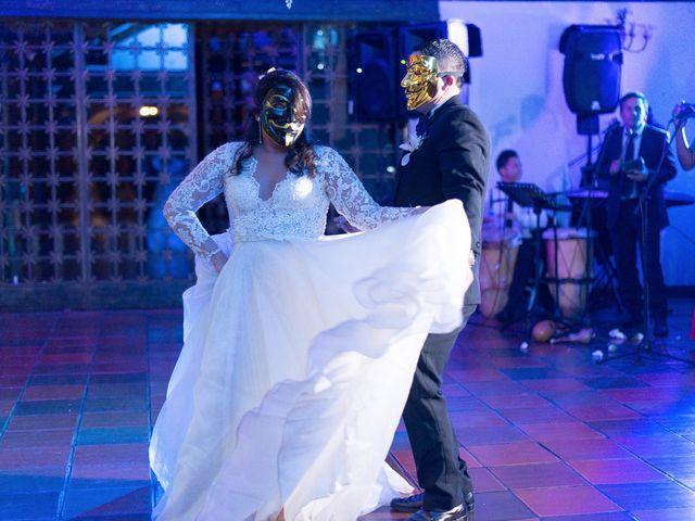 El matrimonio de Andres y Saskia en Bogotá, Bogotá DC 84