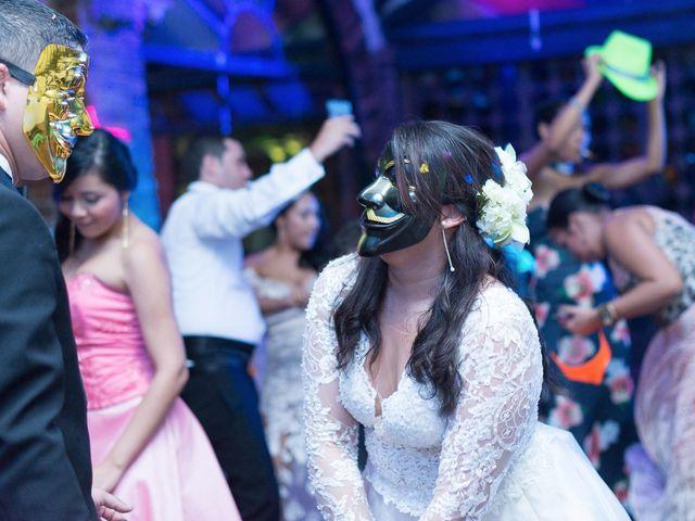 El matrimonio de Andres y Saskia en Bogotá, Bogotá DC 88