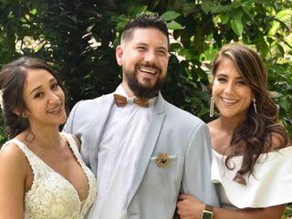 El matrimonio de Rafael  y Dalma 1