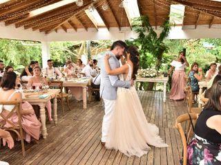 El matrimonio de Rafael  y Dalma