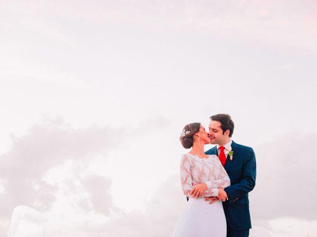 El matrimonio de Mavi y Raul